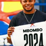 رسمياً: الجونة يختم مهاجم نادي نكانا إدريس مبومبو