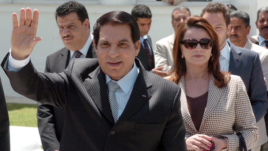 320 مليون دينار أموال وأصول مجمدة لعائلة بن علي ومقربين منه في سويسرا
