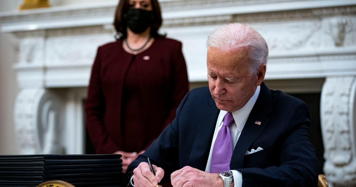 مجلس النواب الأميركي يقرّ تعيين وزير الدفاع.. بايدن يوقع أوامر تنفيذية ويطلق إستراتيجية لمحاربة كورونا