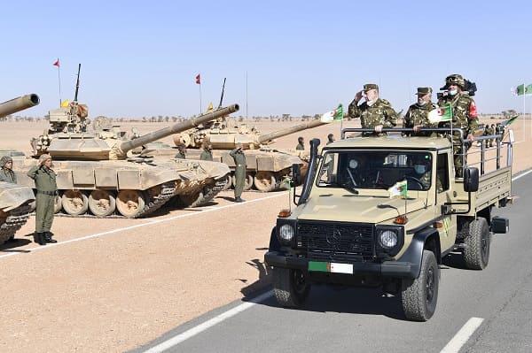 احتلت الجزائر المرتبة الثانية في القوة العسكرية في إفريقيا - Algerie Eco