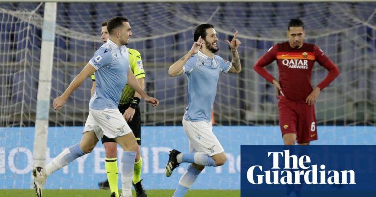 لاتسيو يسيطر على روما في الديربي ، واختبارات بوكيتينو لاعب باريس سان جيرمان إيجابية لـ Covid-19