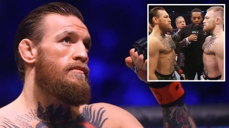 `` سأدمر هاتين النسختين من نفسي '': كونور مكجريجور يعد بأنه أفضل من أي وقت مضى قبل UFC 257