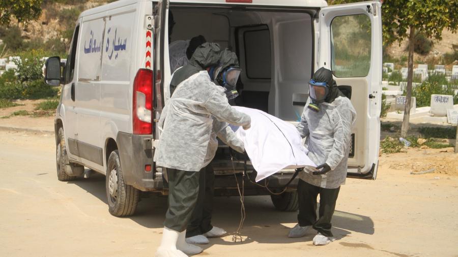 3800 وفاة بكورونا خلال شهرين فقط