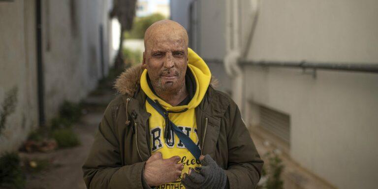بالصور: ضحايا الثورة التونسية يناشدون الاعتراف