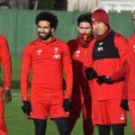 فابينيو يقول صلاح سعيد في ليفربول وسط شائعات الخروج