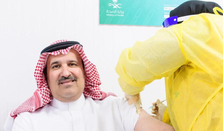 افتتاح مركز لقاح جديد لـ COVID-19 في المنطقة الرابعة بالمملكة العربية السعودية