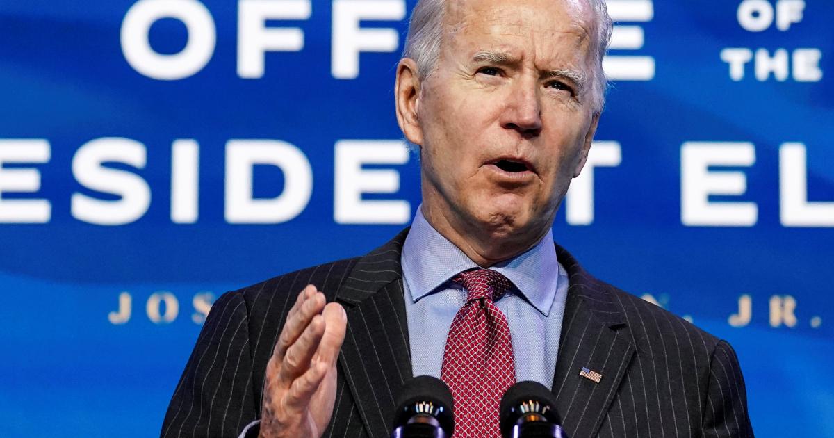مجلس الشيوخ الأمريكي سيتولى اختيار مجلس الوزراء الأعلى لبايدن