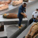 أول اكتشاف أثري في عام 2021 سيتم الإعلان عنه قريبًا من سقارة في مصر