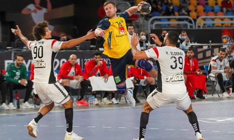 كرة اليد: تخسر مصر أمام السويد 23-24 في بطولة العالم - أومني سبورتس - رياضة