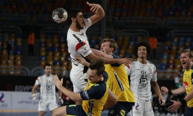 كرة اليد: مصر تهزم أول هزيمة في بطولة العالم