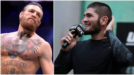 في ظل النسر: خبيب ، الخاطب في UFC ، جعل كونور مكجريجور وخصومه خفيفي الوزن يرقصون على أنغامه