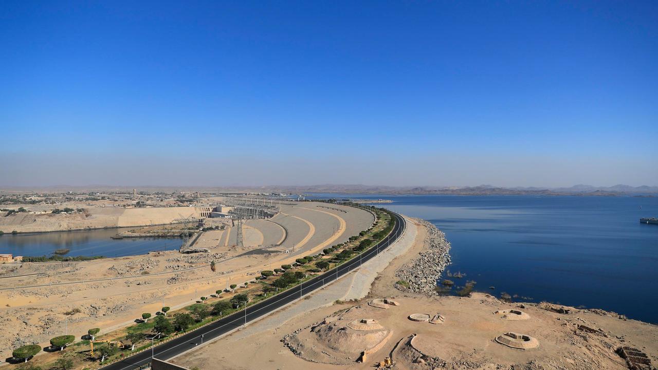 في خضم توترات سد النيل ، تستعيد مصر أسوان 50 عاما - فرانس 24