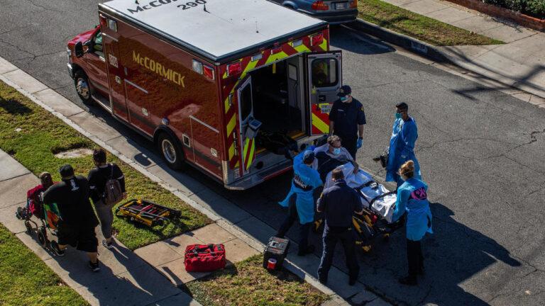 فيروس كورونا: الولايات المتحدة تسجل حصيلة قياسية جديدة بعد وفاة 3930 مريضا