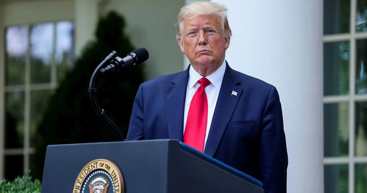 إجراءات بالكونغرس لمحاكمة ترامب ولائحة اتهام ضده.. البيت الأبيض يحذر من انقسام البلاد ودعوات لاستقالة الرئيس