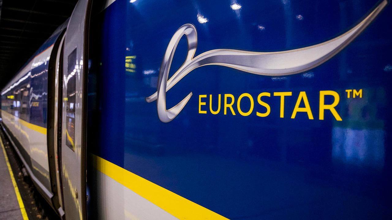 """مجموعات بريطانية تطالب الحكومة بإنقاذ شركة السكك الحديدية """"يوروستار"""" المتضررة بسبب أزمة فيروس كورونا"""