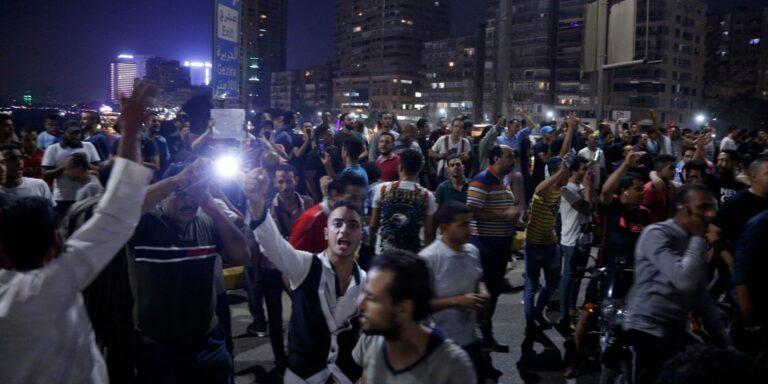 بعد 10 سنوات من انتفاضة الربيع العربي ، يستمر الصراع في مصر