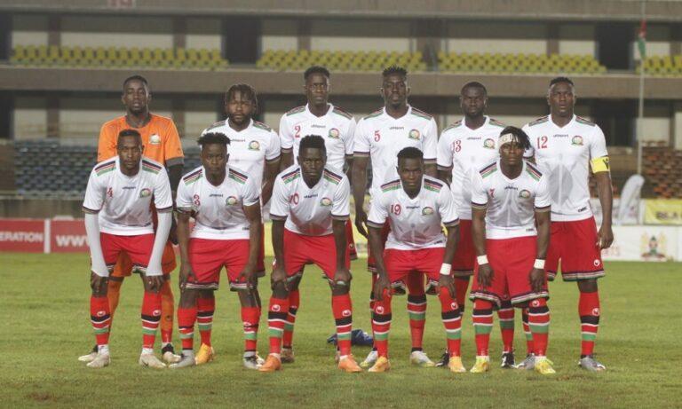 تم فرض عقوبات على كينيا من قبل CAF لإشراك لاعبين إيجابيين لـ COVID-19