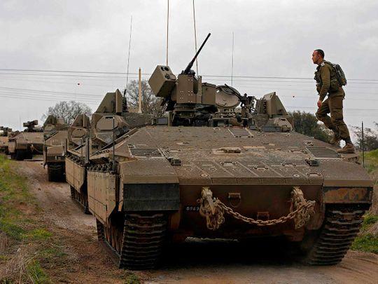 إسرائيل تهاجم الميليشيات المتحالفة مع إيران في سوريا