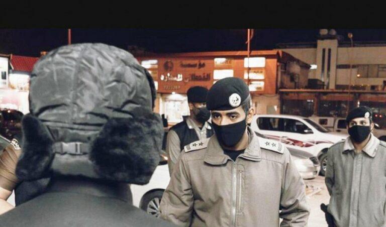 20502 مخالفة لبروتوكول COVID-19 خلال أسبوع في جميع أنحاء المملكة العربية السعودية