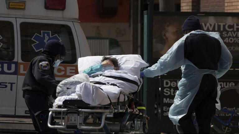 أمريكا تسجّل حصيلة وفيات يوميّة قياسيّة بكوفيد-19