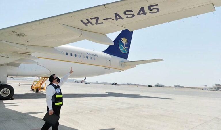 توقيع اتفاق لتدريب السعوديين على صيانة الطائرات