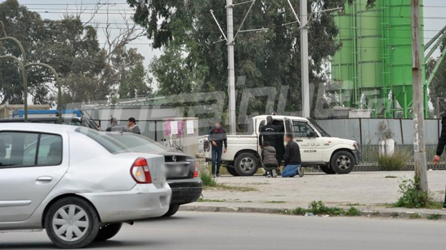 التحقيق في الاعتداء على محام خلال مواجهات بين الأمن وأحباء الإفريقي