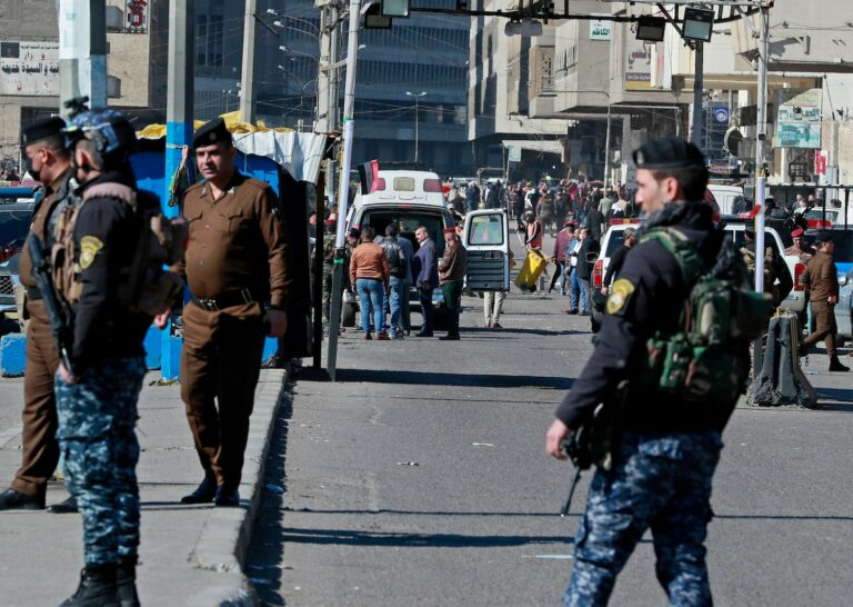 السعودية ودول مجلس التعاون الخليجي تدين التفجير الانتحاري المزدوج وسط بغداد