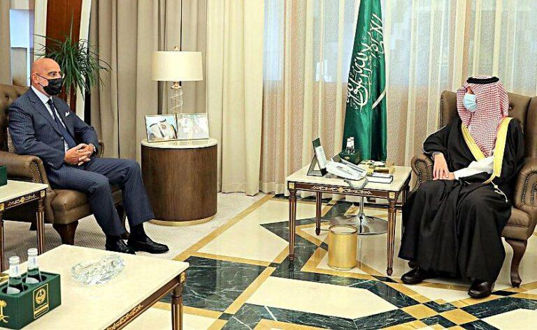 المقر الدبلوماسي: المبعوث الإيطالي وحاكم المنطقة الشرقية يشيدان بالعلاقات الثنائية