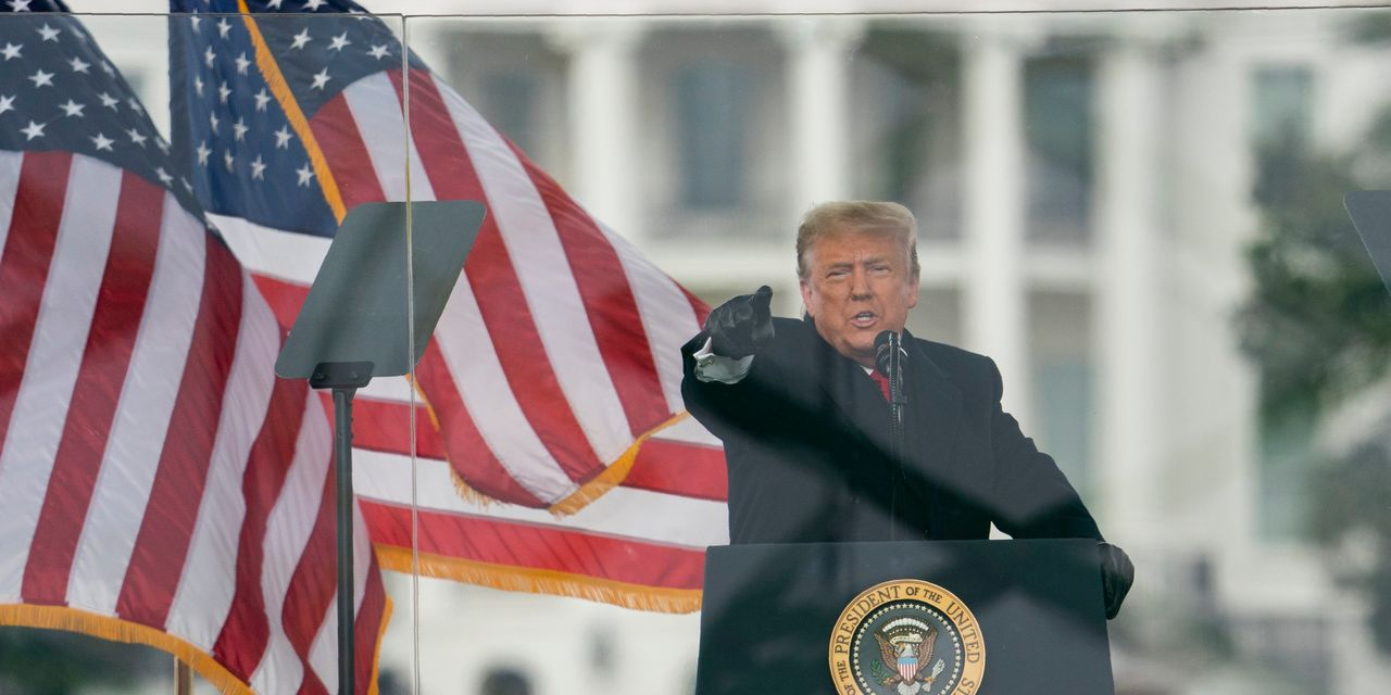 مجلس النواب يستعد لعزل ترامب ، ويمكن أن يضيف اتهامات إلى مزاعم جورجيا