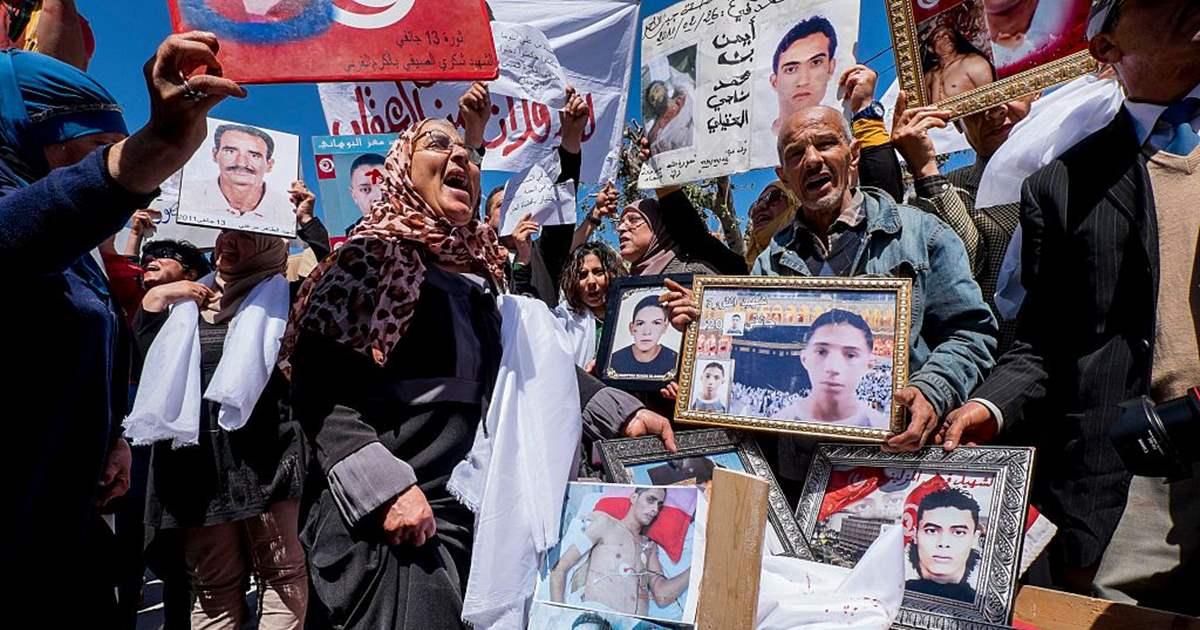 تونس: النضال من أجل العدالة وجبر الضرر مستمر للضحايا بعد 10 سنوات من الثورة