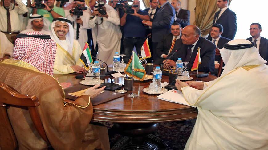 مصر تحرر العلاقات مع قطر بعد خلاف طويل الأمد