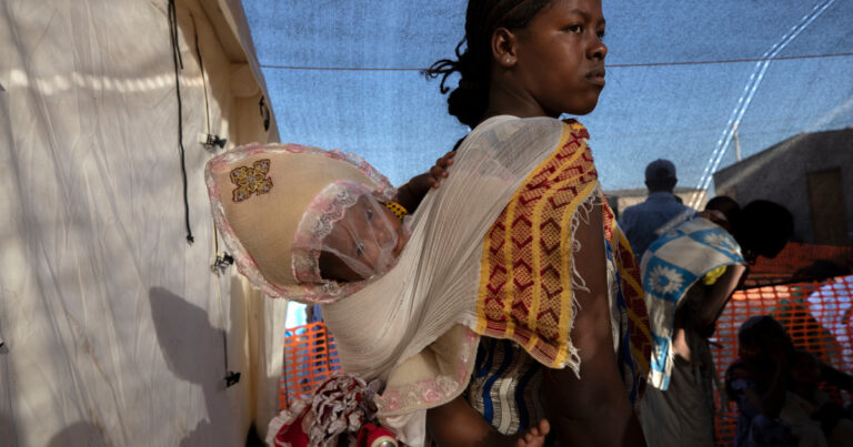 تلوح أزمة الجوع في الأفق مع سعي منظمات الإغاثة للوصول العاجل إلى منطقة تيغراي