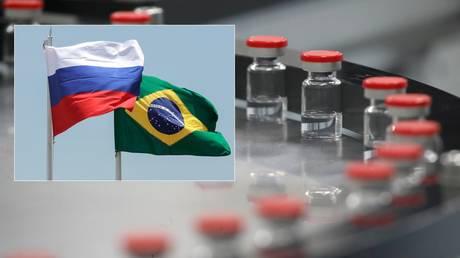 البرازيل ستبدأ إنتاج لقاح Sputnik V الروسي هذا الأسبوع