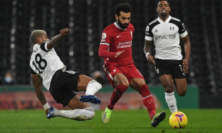 صلاح يناقش أصعب حراس المرمى الذين واجههم ، أسرع لاعب في ليفربول