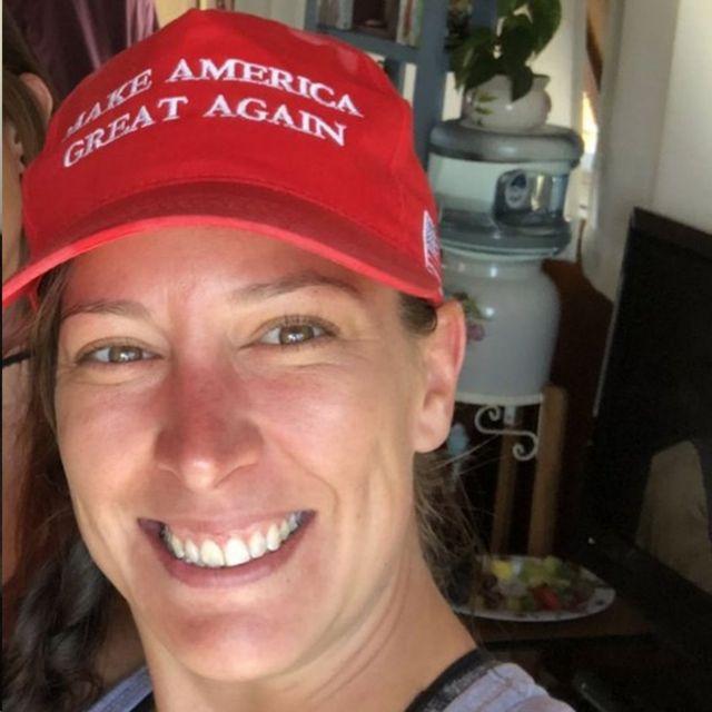 كانت بابيت من أشد المؤيدين للرئيس ترامب