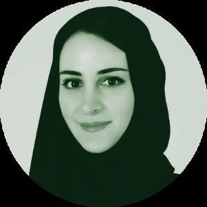 المرأة السعودية تترك بصمتها في العلم