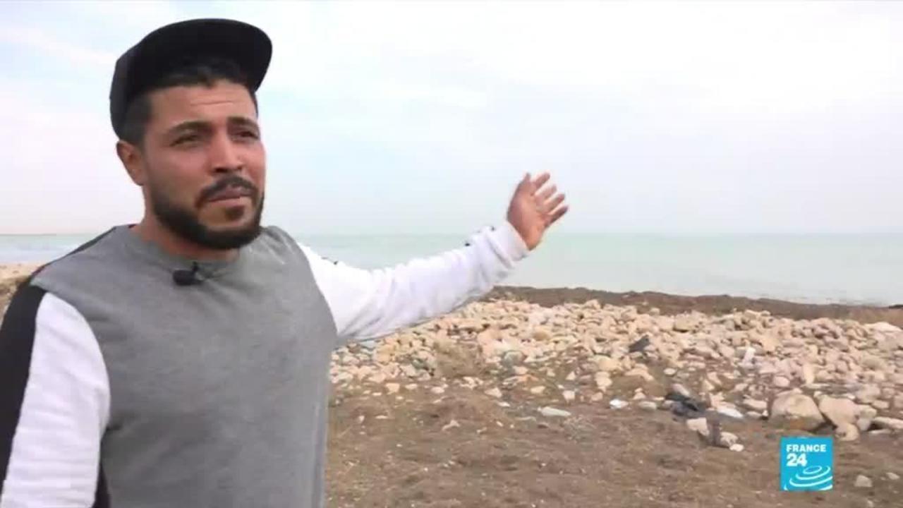 """الربيع العربي ، بعد عشر سنوات: """"حراس الحدود"""" التونسيون ، مشتاقون إلى أوروبا في صفاقس"""