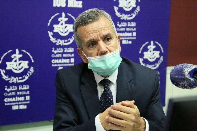 """بن بوزيد: """"أكثر من 20 مليون شخص سيتم تطعيمهم ضد كوفيد -19"""" - ألجيري إيكو"""