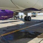 هجوم للحوثيين على مطار أبها السعودي أشعل النار في طائرة ركاب
