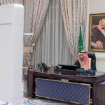 مجلس الوزراء يشيد بإعلان ولي العهد السعودي عن الإصلاحات القانونية