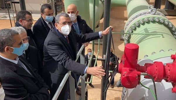 حاسي الرمل (الأغواط): تدشين مشروع Boosting 3 - Algerie Eco