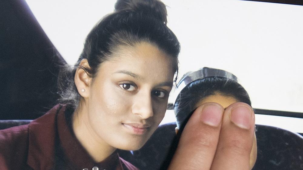 المحكمة العليا في المملكة المتحدة تحكم بأن شيماء بيجوم لا يمكنها العودة