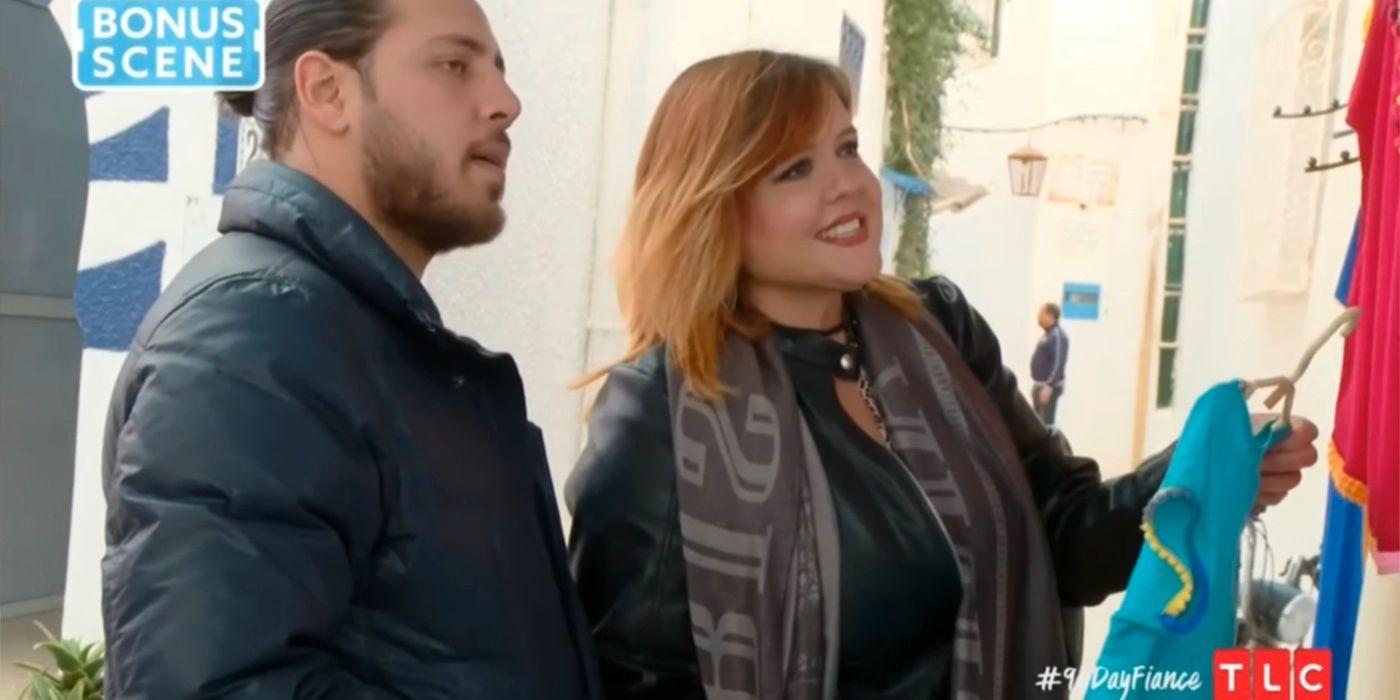 خطيب 90 يومًا: ريبيكا باروت تشارك فيديو الرحلة الأولى إلى تونس