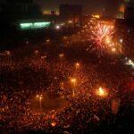 بعد عشر سنوات من الربيع العربي ، لا تزال الديمقراطية بعيدة المنال في مصر