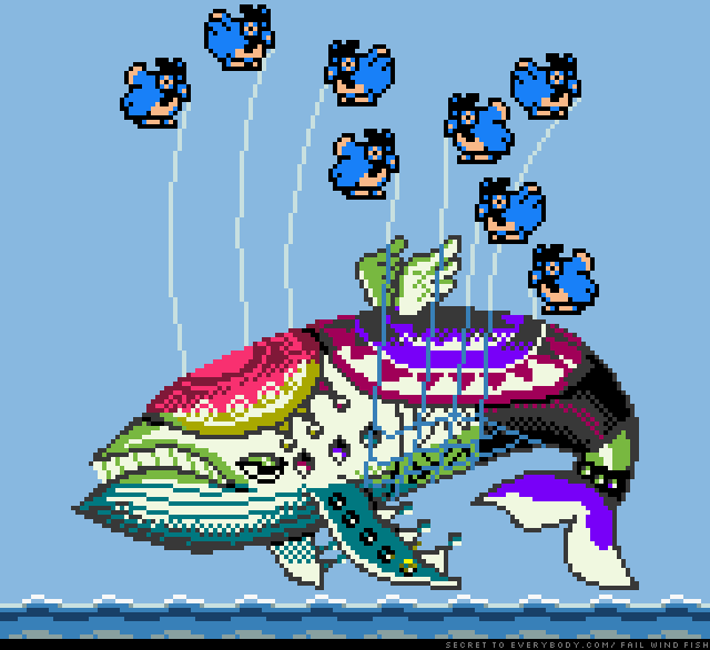 Fail Wind Fish