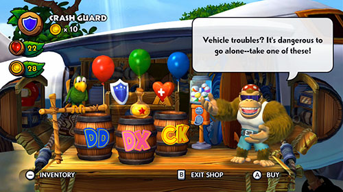 Vehicle troubles? It's dangerous to go alone--take one of these!
