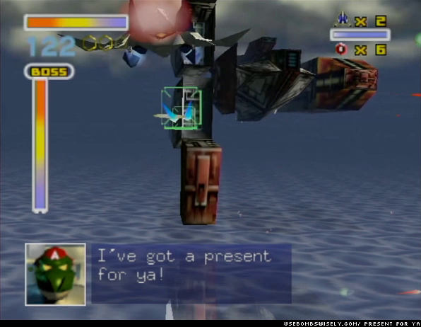 I've got a present for ya!